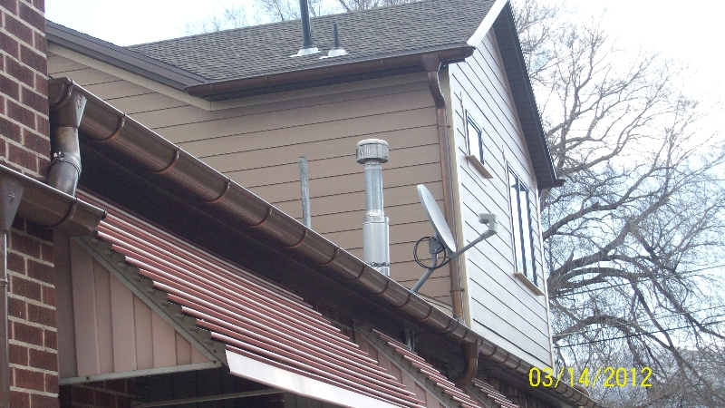 Salt Lake City gutter repair and installation project 12